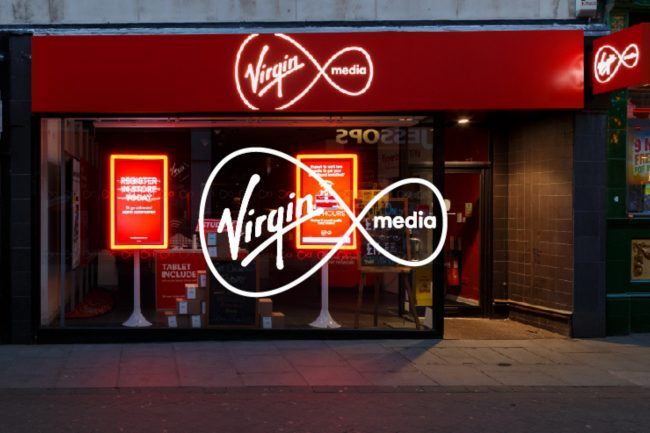Virgin Media project feature Culture Change Consulting